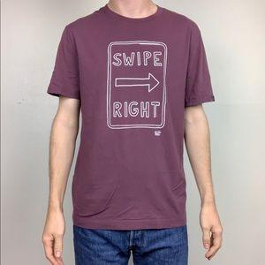 swipe right / t-shirt